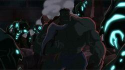Hulk Betty Surrounded UA