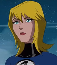 Invisible Woman Avengers EMH