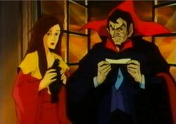Dracula Reads Note DSD