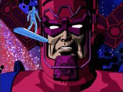 Galactus Keeps Promise