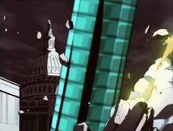 Galactus Tentacle US Capitol