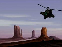 HB Copter Desert AEMH