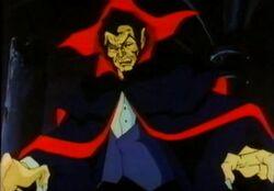 Dracula Stops Battle DSD