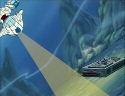 Fantasticar Finds Skrull Holographic Generator