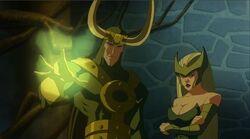 Loki Amora HV
