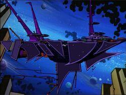 Nebula Ship