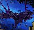 Nebula's Ship