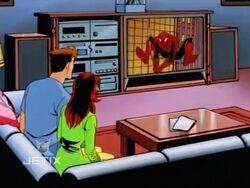 Peter MJ Watch Spider-Man Tribute