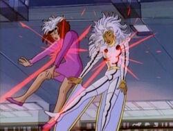 Sentinel Blasts Rogue Storm