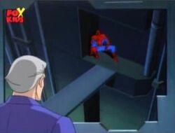 Spencer Finds Spider-Flash