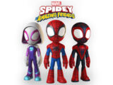 Spidey and His Amazing Friends (TV Series)