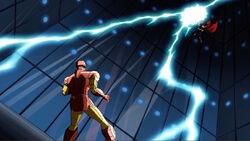 Thor vs Iron Man AEMH