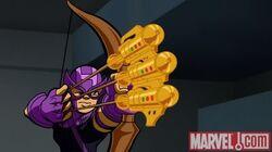 Hawkeye Superher Squad