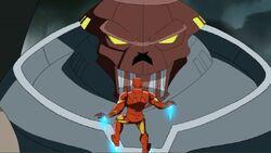 Iron Man Sees Mega Sleeper AEMH