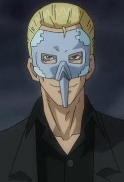 Tim gilliam masked