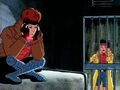 Gambit Sees Jubilee Out of Cell.jpg