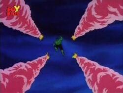 Hulk Missiles