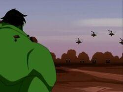 Hulk Sees Charge AEMH