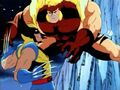 Sabretooth Leaps On Wolverine Canada Battle.jpg