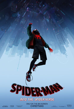 Spider-Man Into the Spider-Verse First Poster