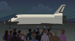 Shuttle Safe Return SSM
