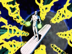 Silver Surfer Not Traitor to Life