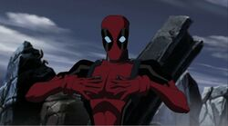 Deadpool Fine HV