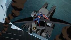Cap Flies Into Sleeper AEMH