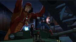 Cap Orders Avengers UA