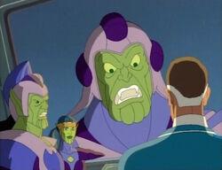 Emperor Shocked at Mister Fantastic Refusal