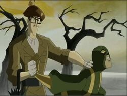 Percy Fights HYDRA AEMH