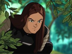 X-23 Hides In Tree XME