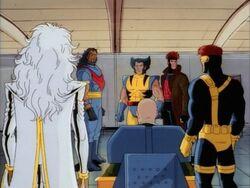X-Men Leave Behind Gambit