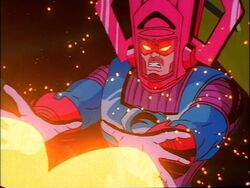 Galactus Attacks