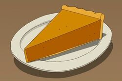 Pumpkin Pie SSM
