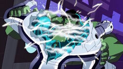 Hulk Rips Ultron AEMH