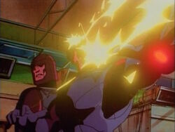 Sentinel Lightning Blasted