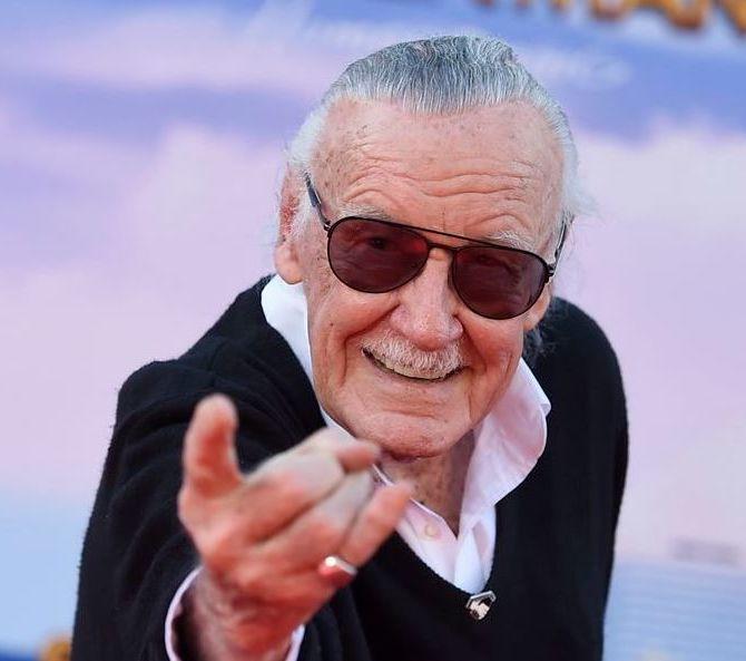 Stan Lee Real