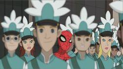 Spider-Man Marching Band SSM