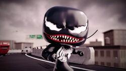 Venom Hears Truck CMCG