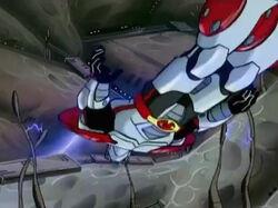 Ant-Man Nears Vision Cortex