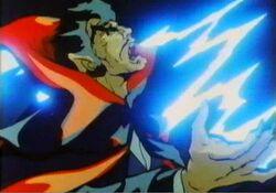 Dracula Mourning Lightning DSD