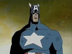 Captain America WWII AEMH