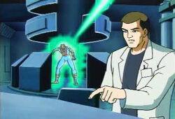 Curt Zaps Spider-Man