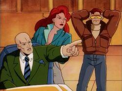 X-Men Defend Capitol