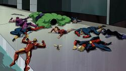 Avengers Guardians Defeated AEMH