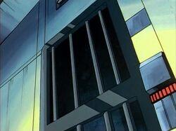 Genosha Prison Cell Door
