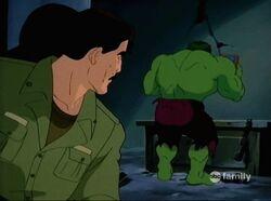 Glenn Spots Hulk