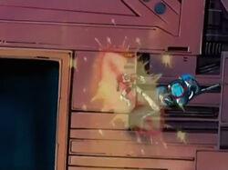 Ant-Man Shrinks into Mini-Jet
