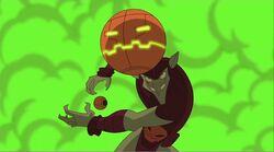 GG Tosses Pumpkin Bomb SSM